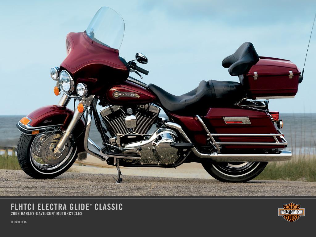 Harley Davidson Glide Series