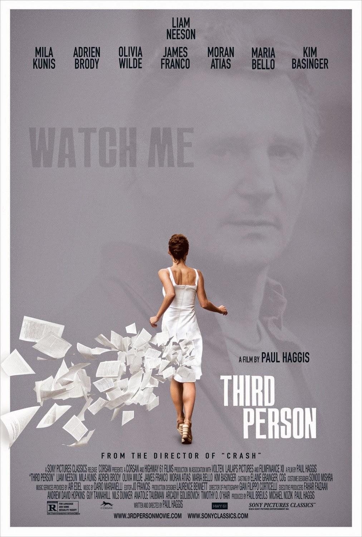 Third Person (La Tercera Persona) (2013)