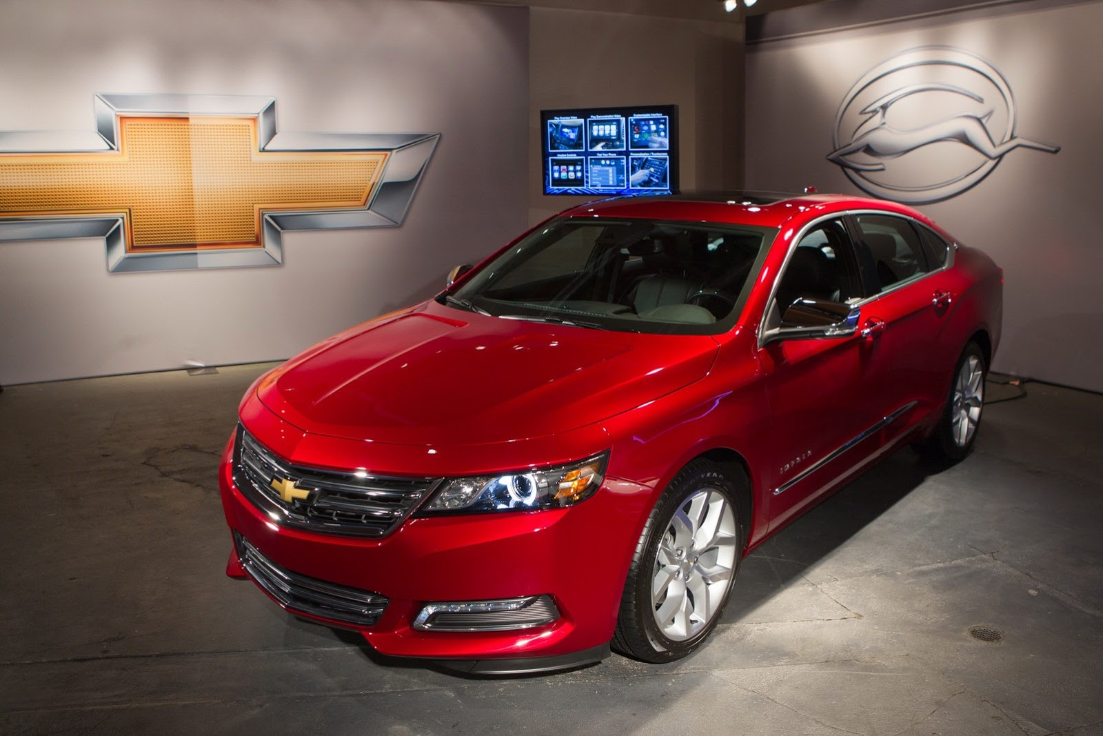 new 2014 chevrolet impala starts from 28 445 in canada cars sketches. Black Bedroom Furniture Sets. Home Design Ideas