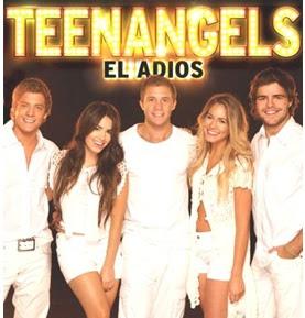 Teen Angels - O ADEUS
