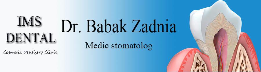 Dr. Babak Zadnia