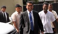 Previous Minister Johnston Fernando remanded