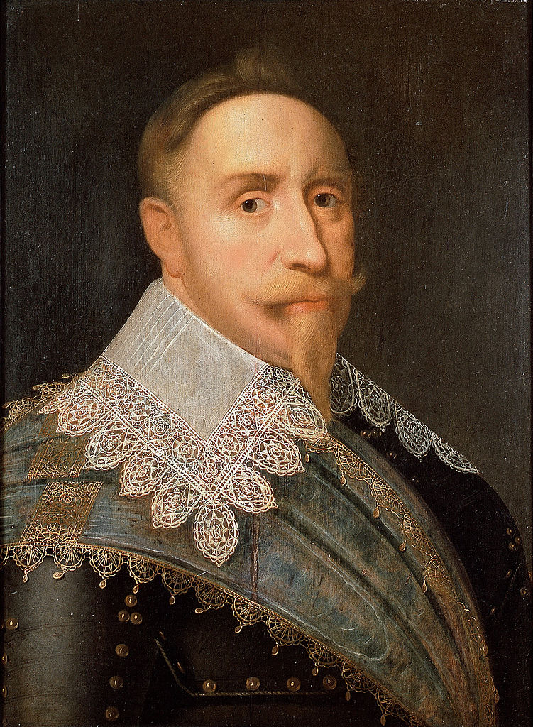 Gustav II Adolf of Sweden