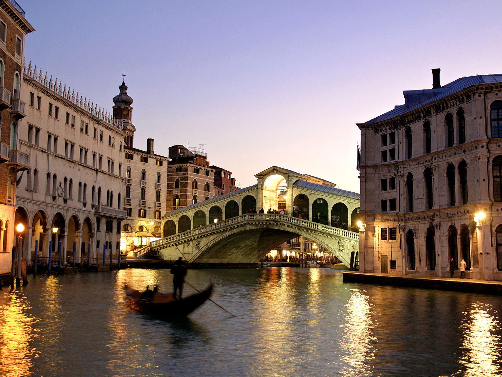 Я уже не говорю про города италии