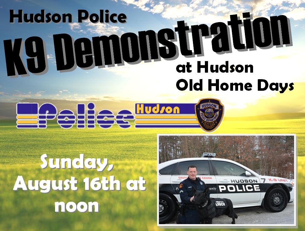 Hudson NH Old Home Days: July 2015