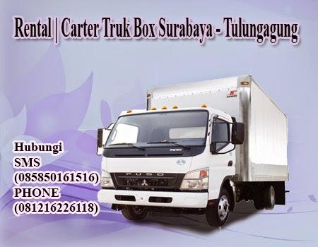 Rental | Carter Truk Box Surabaya - Tulungagung