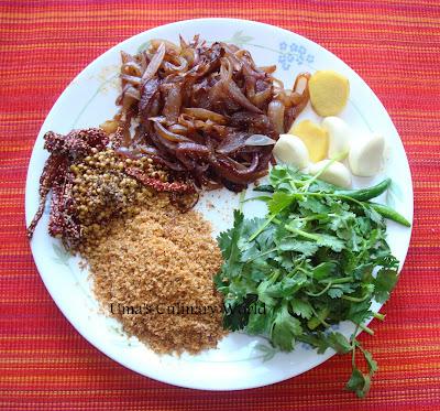 garam masala for egg curry