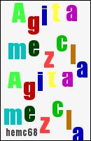 HEMC #68- Agita, mezcla!