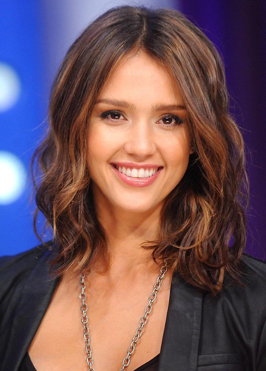 Latest 2015 Haircuts Jessica Alba Latest Hairstyles