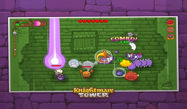 Knightmare Tower apk free download