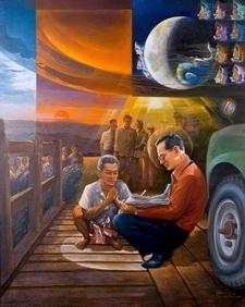 Sua Maesta' Re Bhumibol Adulyadej