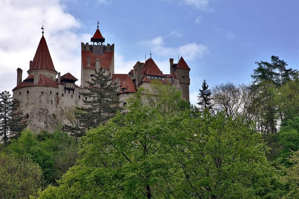 Castillo de Bran, Transilvania.