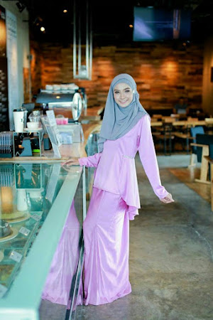 Koleksi Terbaru Paling Menawan Pelbagai Design Muslimah Sangat Mempesonakan