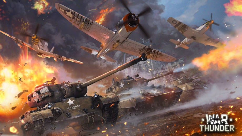 Аналоги world of tanks на пк