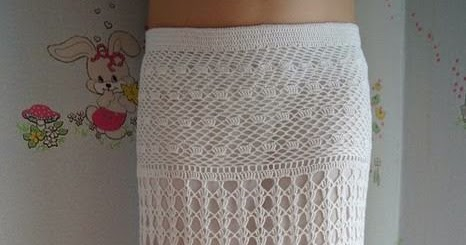 Free Crochet Pattern Maxi Skirt : Crochet Patterns to Try: Free Crochet Pattern for Stunning ...