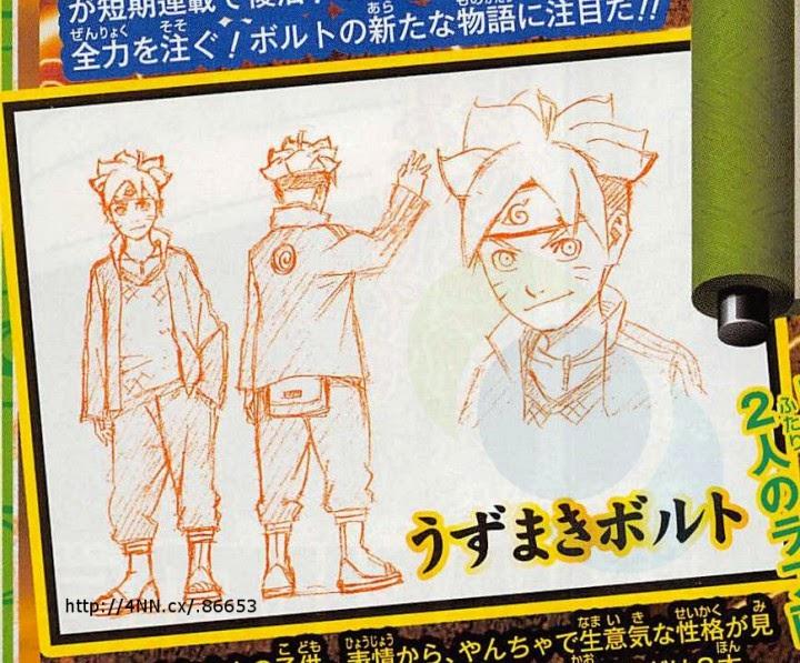 121 Todos os detalhes de Boruto  Naruto the Movie