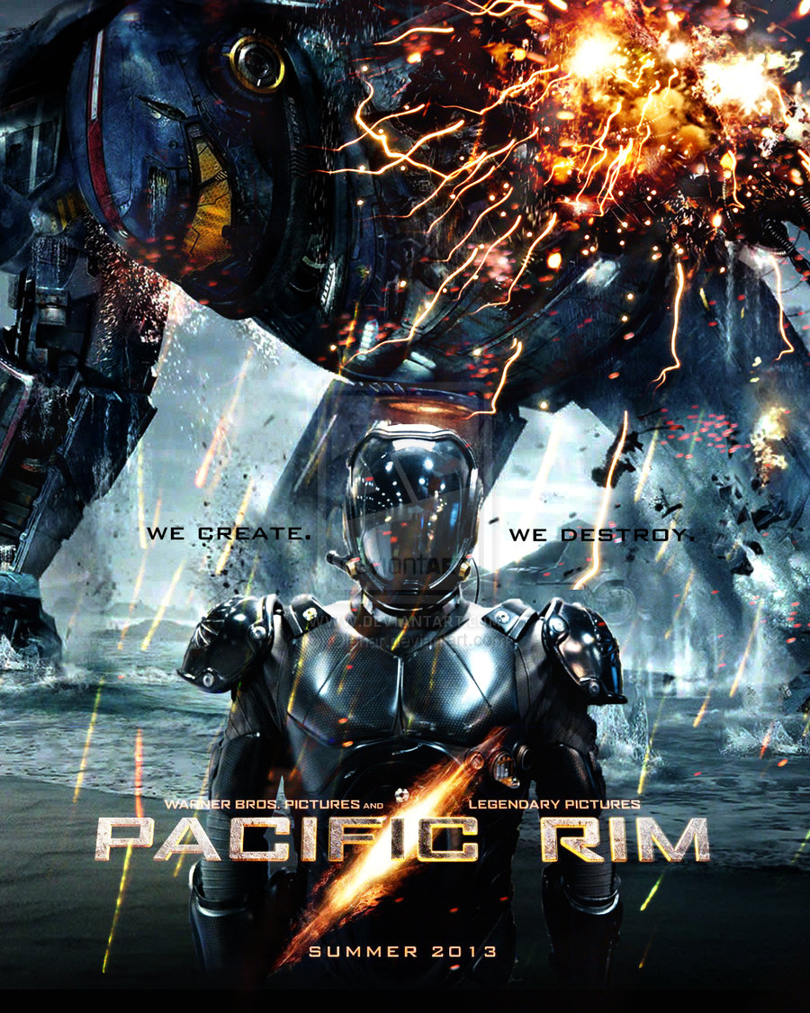 O horror, o horror...: Circulo de fogo - Pacific Rim - 2013 Pacific Rim 2013