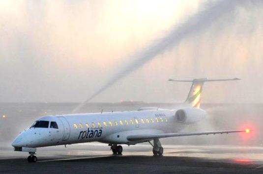 Dubai to Abu Dhabi Flights via Rotana Jet Starts Today