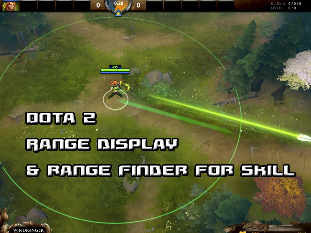 Dota 2 Tips Range Display Amp Range Finder ELiarsPORTAL