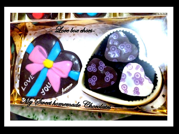 Love Box Chocs