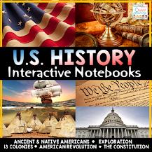 US History INBs