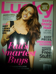 Lucky Magazine, September 2011