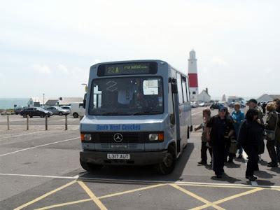 South West Coaches Mercedes Benz Minibus