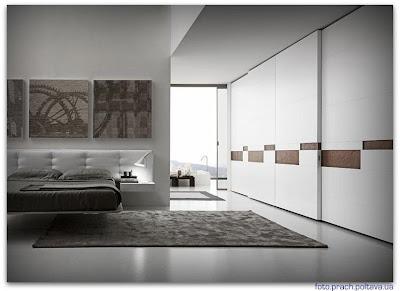 Шкаф для спальни модели Tecnopolis sliding от фабрики Presotto