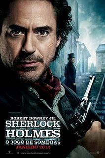 Sherlock Holmes 2 O Jogo de Sombras - Inglês 2011