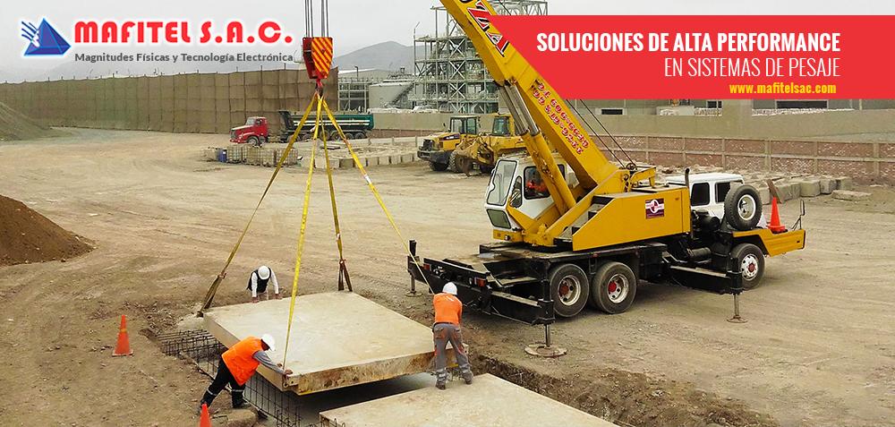 MAFITEL SAC - Construccion y Mantenimiento de Balanzas de Camiones, tolvas industriales Peru