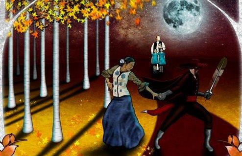 Zorro Artwork And Animations By Jonathan Thunder
