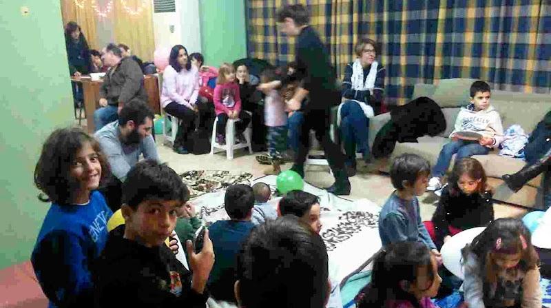 Με μεγάλη επιτυχία έγινε η πρωτοχρονιάτικη γιορτή για παιδιά της ΛΕΚ