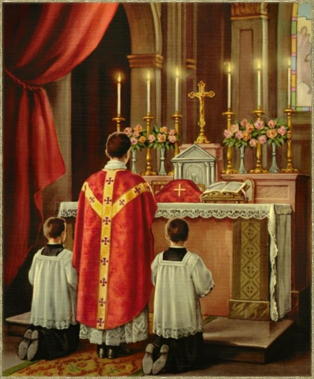 from latin mass to being an Overall the guy is super trad and is working towards being able to say the mass properly in latin so there is hope may 2, 2016 at 11:21 am.