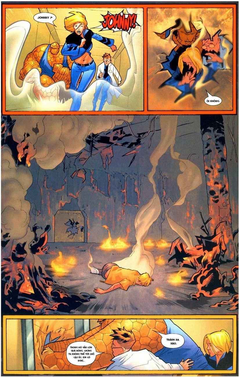 Ultimate Fantastic Four chap 9 - Trang 20