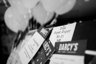 The Glasgow Experience - Darcy's - Glasgow Bar Cafe Restaurant