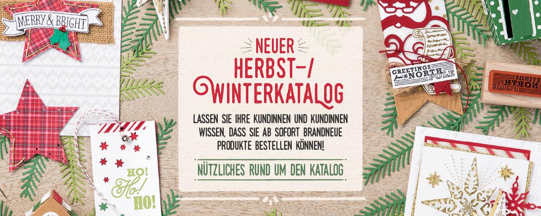 Hebrst- Winterkatalog