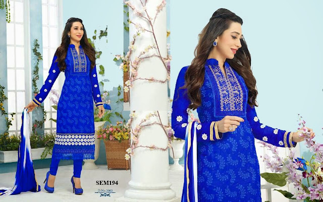 Karishma Kapoor Pakistani Salwar Kameez Suit – Eid Collection