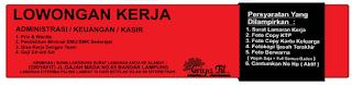 Lowongan Kerja GRIYAFIT Lampung