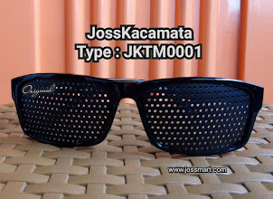 Vision Therapi Eye Wear PinHole Glasses Type : JKTM0001