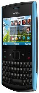 Nokia QWERTY Mobile Nokia X2-01