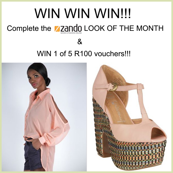 WIN with ZANDO!!! Giveaway now CLOSED!