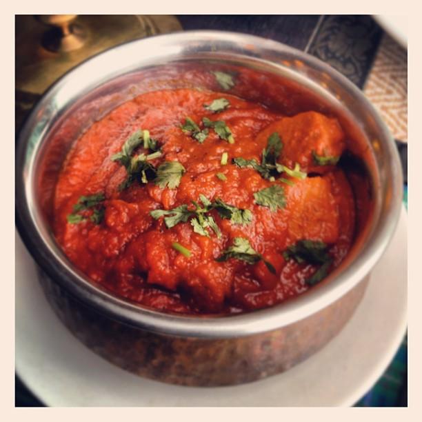 Curry at Sabai Sabai