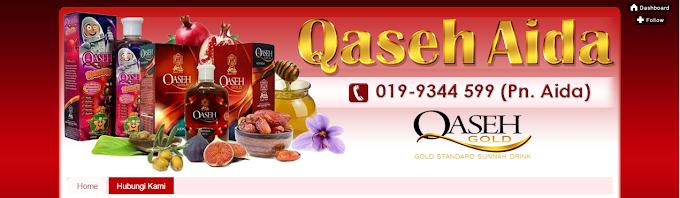 Tempahan Design Blog Qaseh Aida