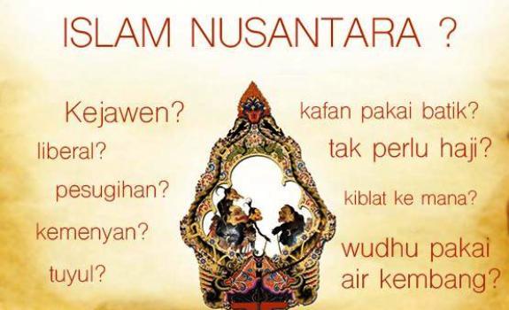 Islam Nusantara Sengaja Digagal Pahamkan Oleh Pembenci NU