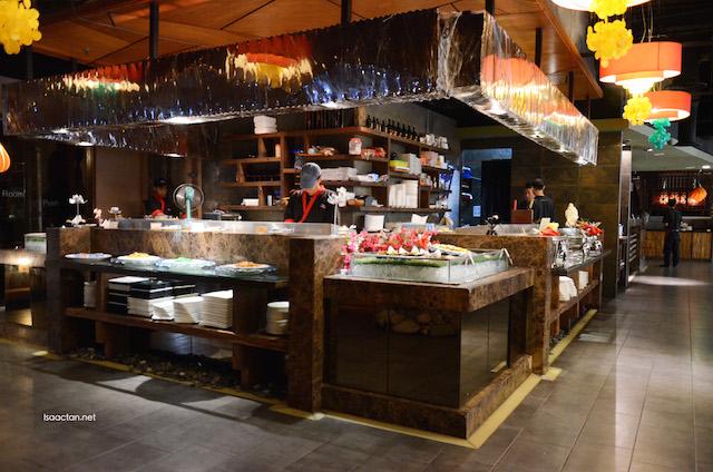 Tao Cuisine All-You-Can-Eat Japanese Ala-Carte Buffet @ Sunway Giza