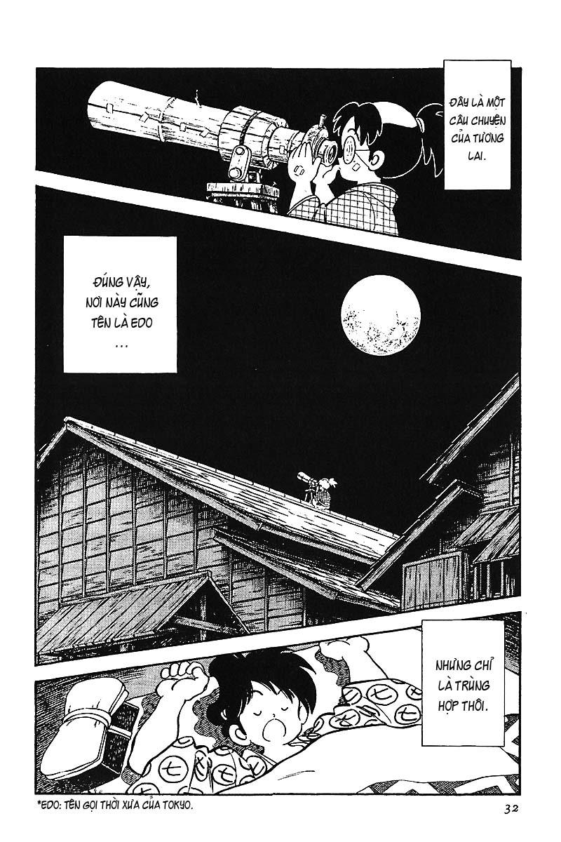 Nijiiro Togarashi - Ớt Bảy Màu chap 1 - Trang 34