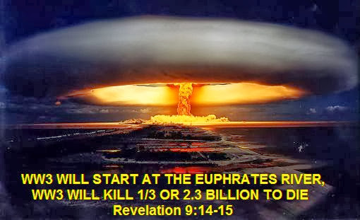 WW3: Russian-Islamic Alliance described in Holy Quran Nuke
