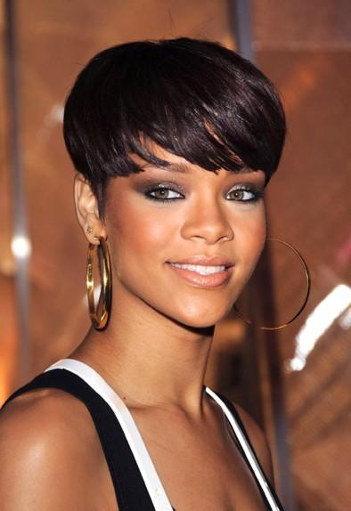 Nana Hairstyle Ideas: Cute Srt Black Hairstyles