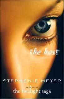 The Host Stephenie Meyer book cover
