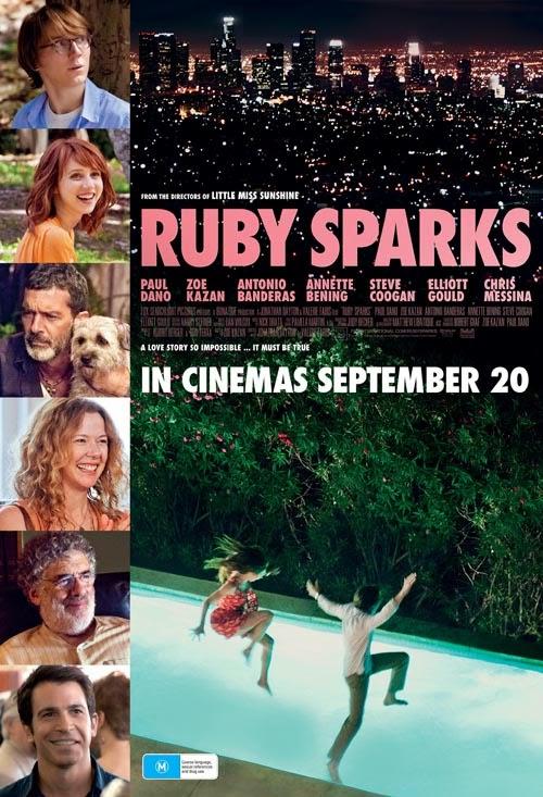 Cô Gái Trong Mơ - Ruby Sparks (2012)